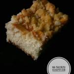 Ciasto drozdzowe z brzosk...
