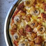 Pizza hawajska z...