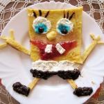 Omlet spongebob...