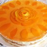 Tort serowy z...