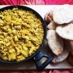 Curry z kurczaka z ananas...