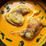Udka z kurczaka w sosie c...