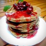 Pancakes jogurtowe