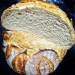 Chleb na drożdżach, z...