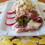 Śniadaniowy tuńczyk