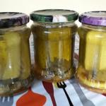 Pikle z ogorkow w curry