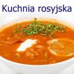 Akcja: Kuchnia rosyjska