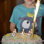 Domowy tort urodzinowy