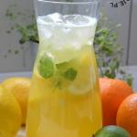 Lemoniada cytrusowa z pom...