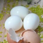 Jak obrać jajko –...
