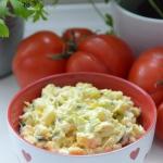 Salatka ziemniaczana z cu...