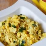 Salatka ryzowa z curry i ...