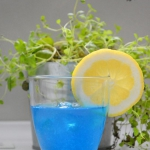 Drink Blue Shark z ginem