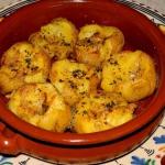 Zapiekane ziemniaki z czo...