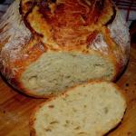 Pszenny chleb bez wyrabia...