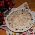 Salatka sledziowa z tuncz...