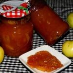 Marmolada z jablek