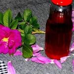 Sok z platkow rozy cukrow...