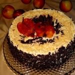 Marmurkowy tort Jabluszko...