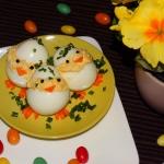 Chrzanowe jajeczka kurcza...
