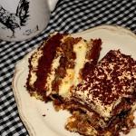 Ciasto rumowa sliweczka
