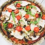 Ketogeniczna pizza z...