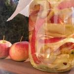 Domowy ocet jabłkowy z...