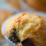 Muffinki waniliowe...