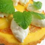 Mini tarty cytrynowe