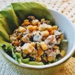 Tradycyjna salatka z tunc...