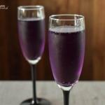 Champagne in Purple - prz...
