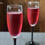 Champagne in Red -...