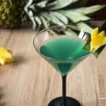 Zielony Ananas - przepis...
