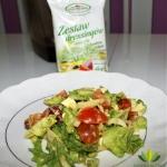 Salatka grillowa
