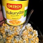Salatka z kukurydzy do ob...