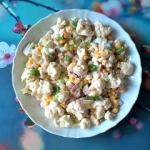Salatka z surowego kalafi...