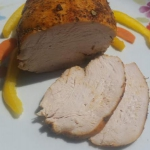 Pieczony filet z indyka
