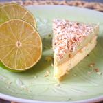 Keto ciasto limonkowe...