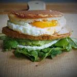 Keto Avocado & Egg McMuff...
