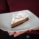 Keto French Silk Pie...