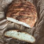 Prosty chlebek pszenny...