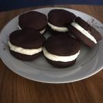 Kakaowe markizy z kremem