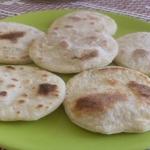 Tortille Mace Podpłomyki