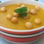 Zupa - krem z soczewicy...
