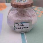 Domowa sol ziolowa