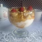 Pyszny deser  jogurtowo-...