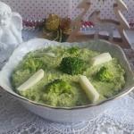 Pasta rybna z brokułem