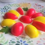 Świąteczne jajka z...