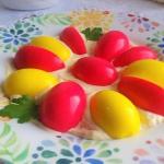 Jajka marynowane na 2...
