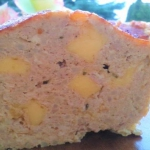 Pieczeń( klops) z serem